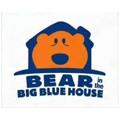 Bear Nella Grande Casa Blu