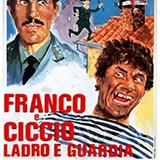 Franco E Ciccio...Ladro E Guardia